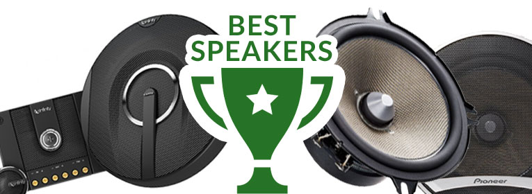 Best Pioneer Car Speakers Reviews