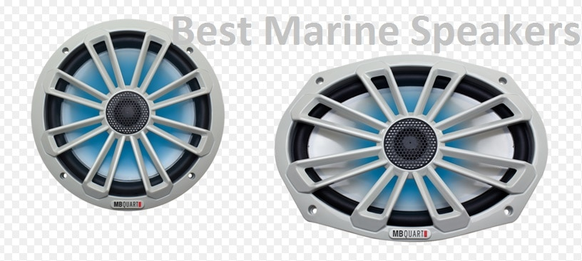 Best Marine Speakers with Bass