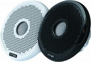 Fusion Electronics MS-FR6021 Marine 2-Way Full Range Speakers