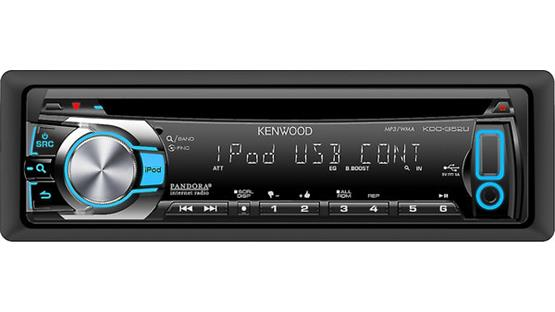 How to Install Kenwood Kdc-352U
