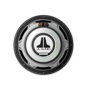 "JL Audio 10W3v3-4 10"" Single 4 ohm W3v3 Series Subwoofer 10W3v3"