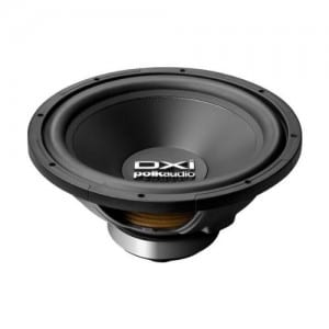Polk Audio DXi124 DVC 12 in Dual-Voice-Coil 8-Ohm