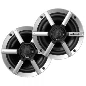 "Polk Audio MM651UMBS 6.5"" Coaxial Speaker"