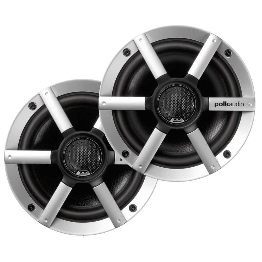 Polk Audio MM651UMBS 6.5 Coaxial Speaker