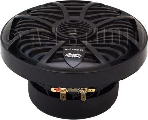 "SW-650 B - Wet Sounds 6.5"" 100W RMS Marine Coaxial Speakers"