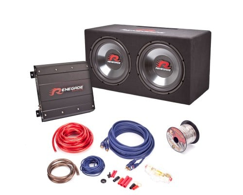 how to mount a subwoofer in an enclosure