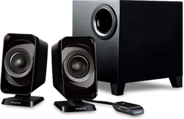 5.1 surround sound speakers