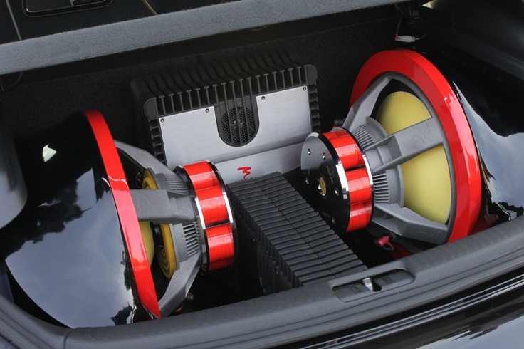Can Car Subwoofers Be Connected To A Home Stereo Reciever