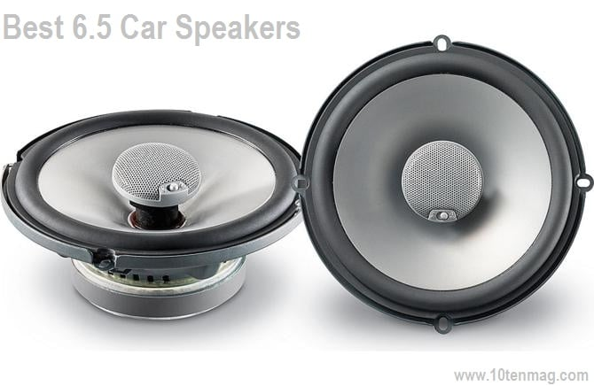 Top 9 Best 6 5 Car Speakers 2018 Reviews Our Top Picks