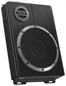 SOUND STORM LOPRO8 8 inch 600-watt Amplified Subwoofer System