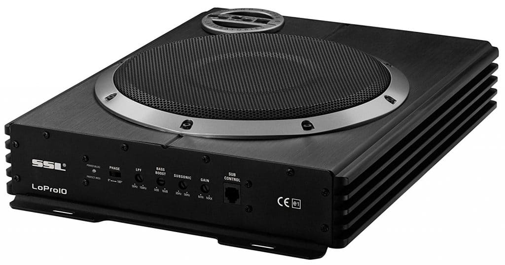 Buying Guide For An Under Seat Subwoofer