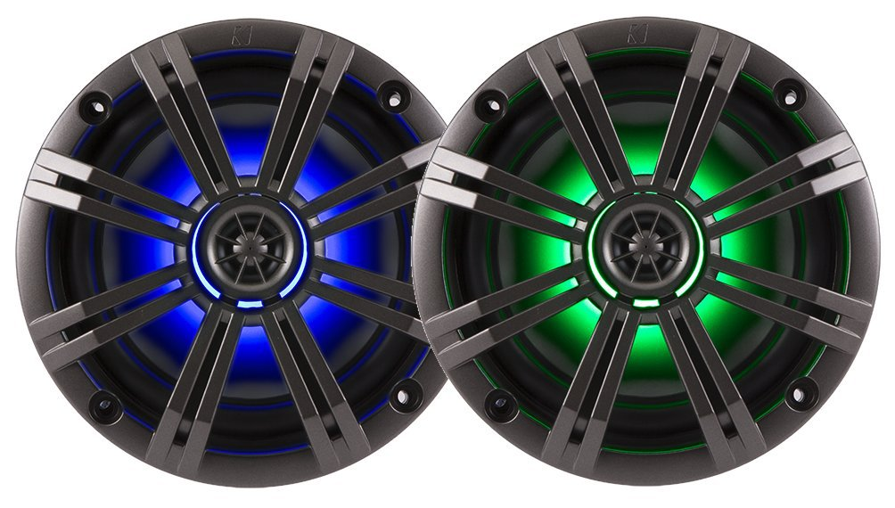 Marine speakers: Tests and results