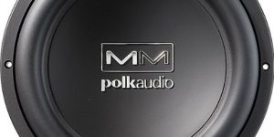 Polk Audio AA3104-A MM1040 DVC 10-Inch Subwoofer Review